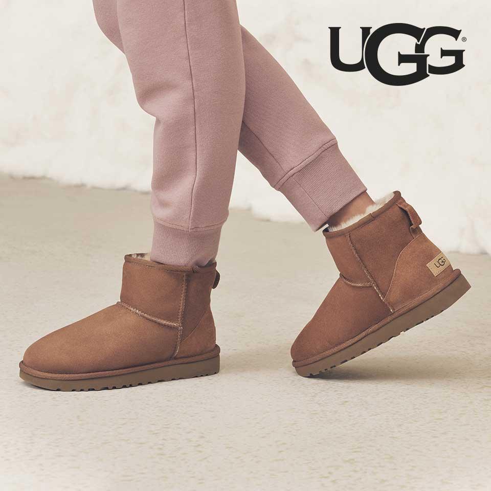 Original UGG Winterschuhe - Boots mit Lammfellfutter jetzt online kaufen bei Siemes Schuhcenter