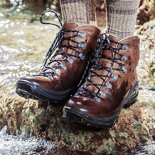 Wanderschuhe für Herren: Sicher, komfortabel & modisch über Stock und Stein