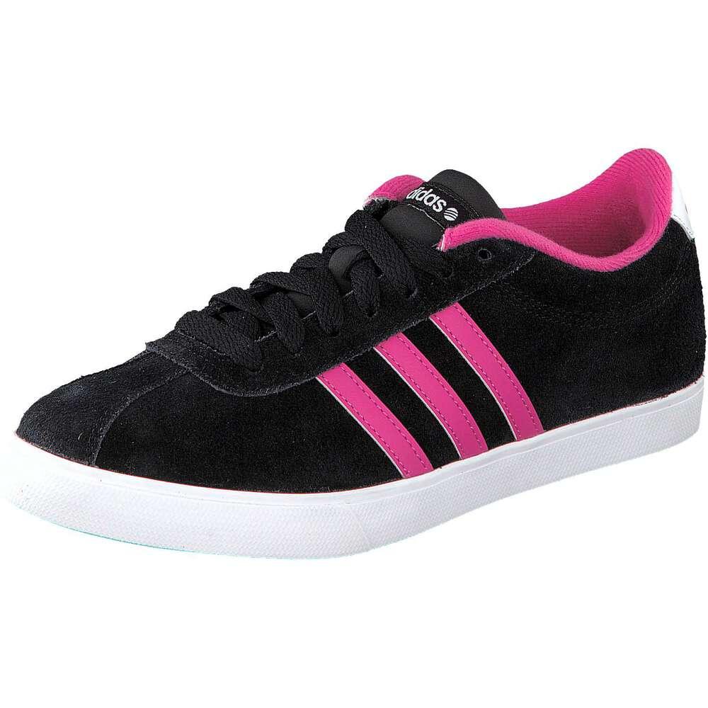 Adidas Neo Pink Schwarz