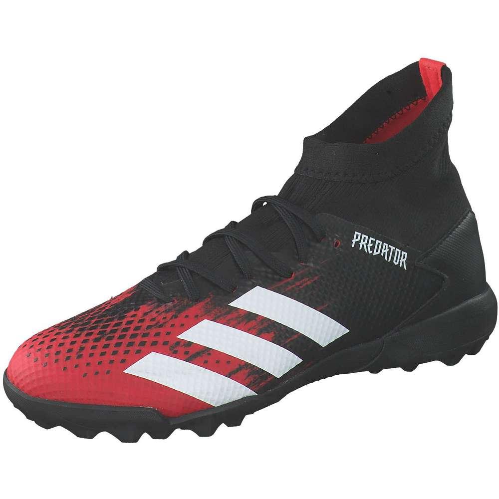 adidas Predator 20.3 TF Fußball schwarz