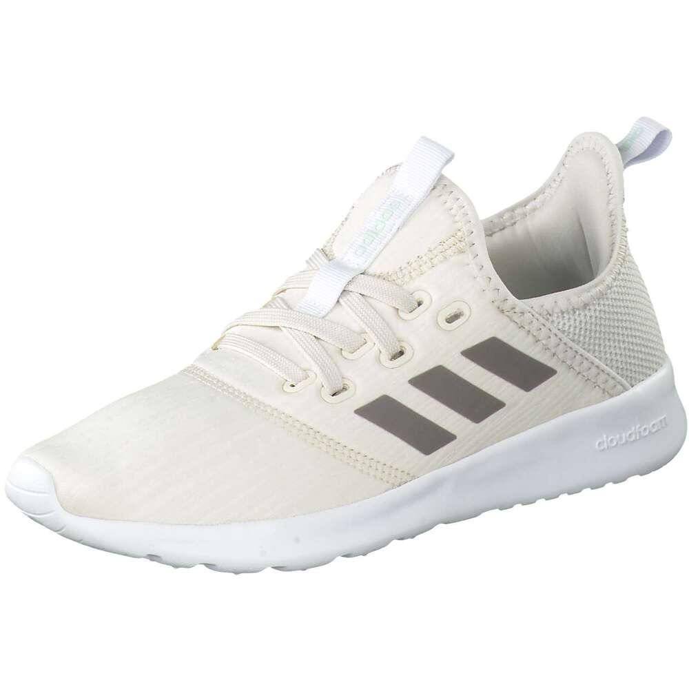adidas - Cloudfoam Pure Sneaker - beige ❤️   Schuhcenter.de