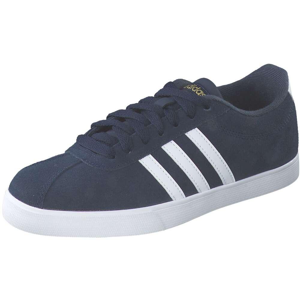 adidas - Courtset W Sneaker - blau | Schuhcenter.de