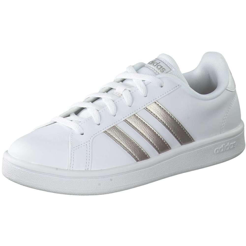 adidas Grand Court Base Sneaker weiß ❤️  