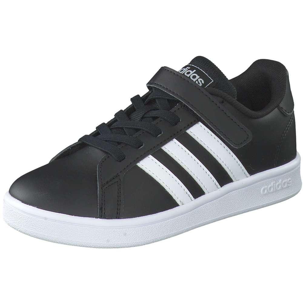 Coole Adidas Schuhe Sneakers mit Klettverschluss in Größe 25