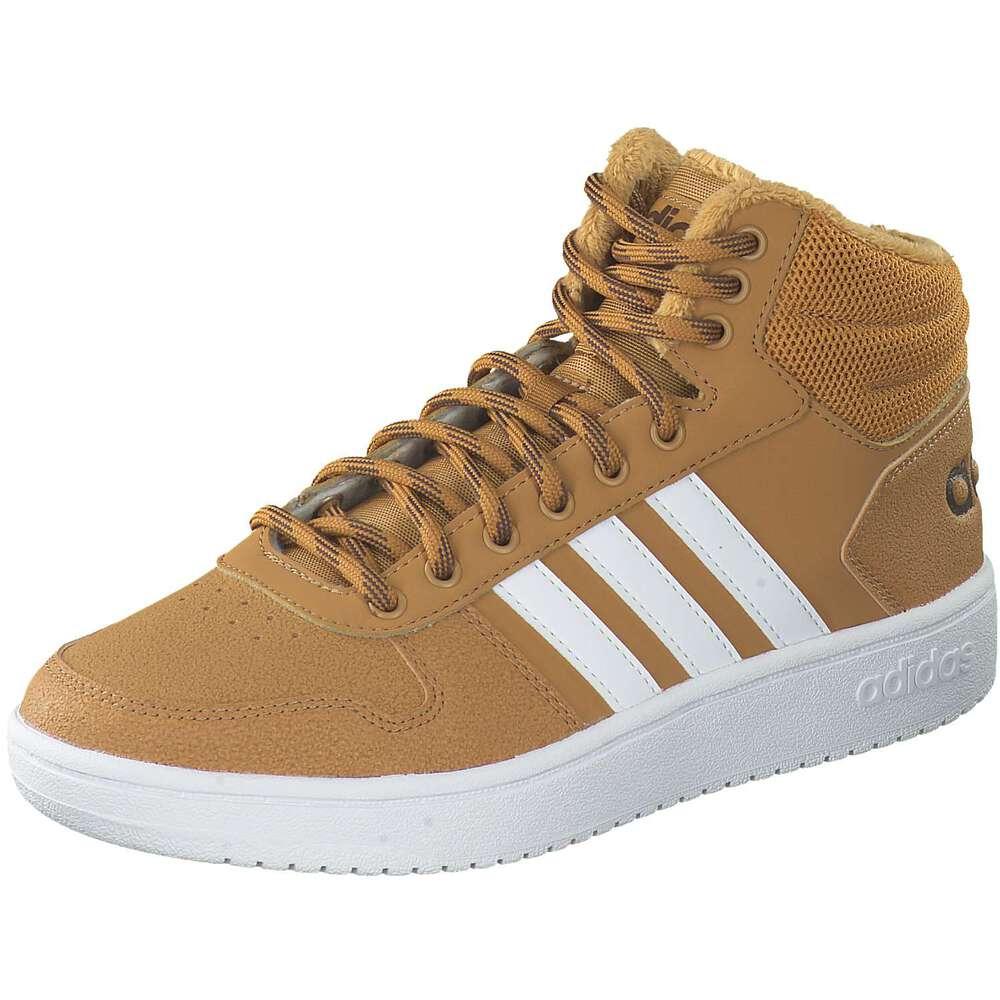 Adidas Hoops 2.0 Olive Sneaker Für Herren | Auf Verkauf
