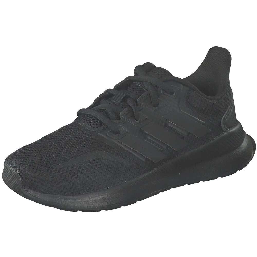 adidas Runfalcon K Running schwarz |