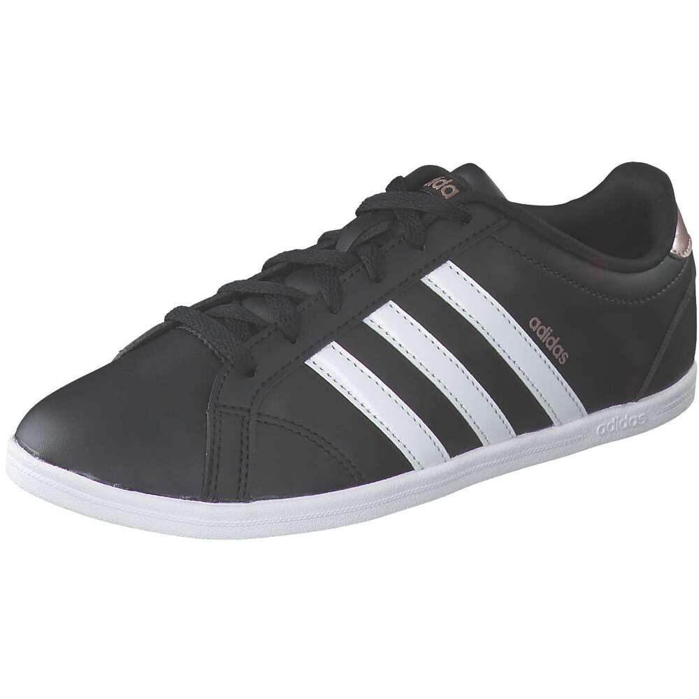 adidas - Coneo QT W Sneaker - schwarz | Schuhcenter.de