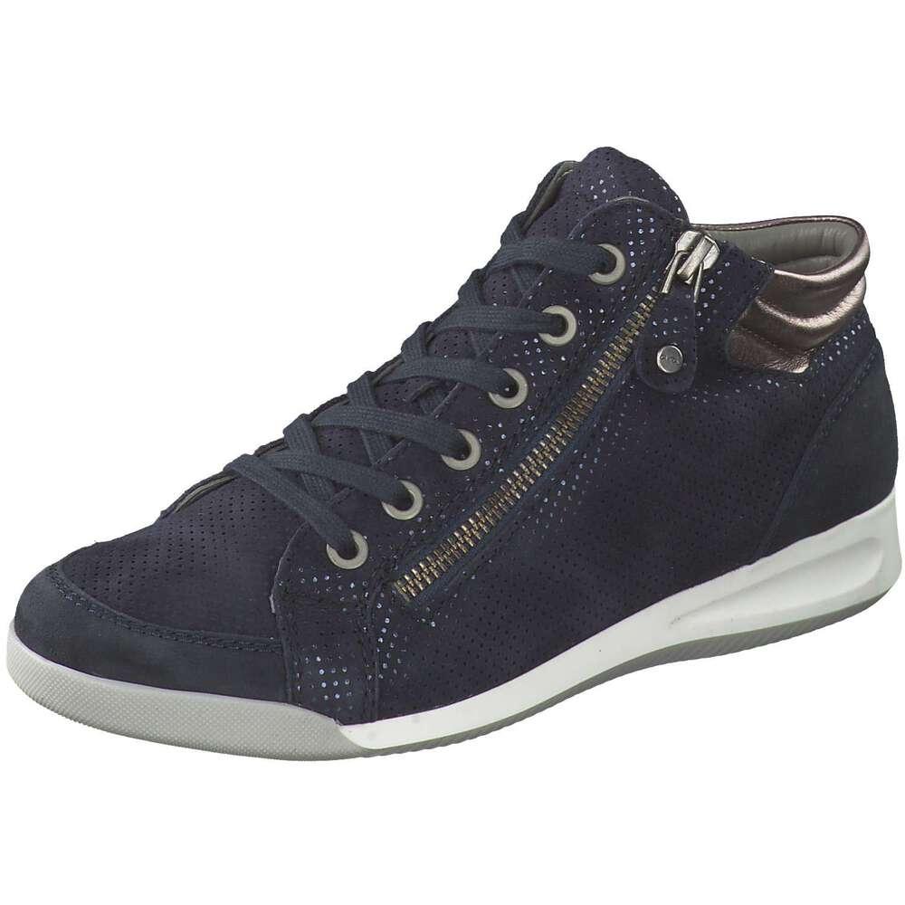 sports shoes 8dc6b c871b Ara - Rom Sneaker High - blau   Schuhcenter.de