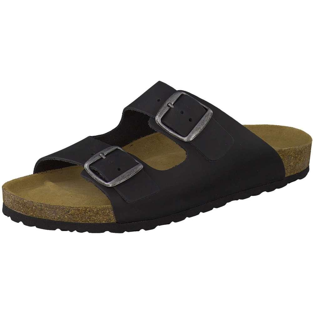 Bio Life Herren Hausschuhe mit vorgeformtem Fußbett