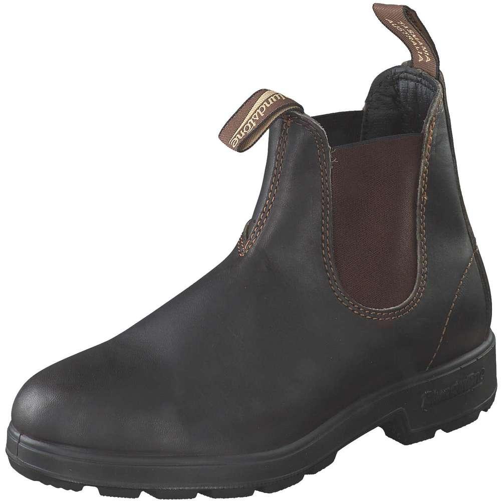 blundstone damen chelsea boot in braun reduziert bei. Black Bedroom Furniture Sets. Home Design Ideas