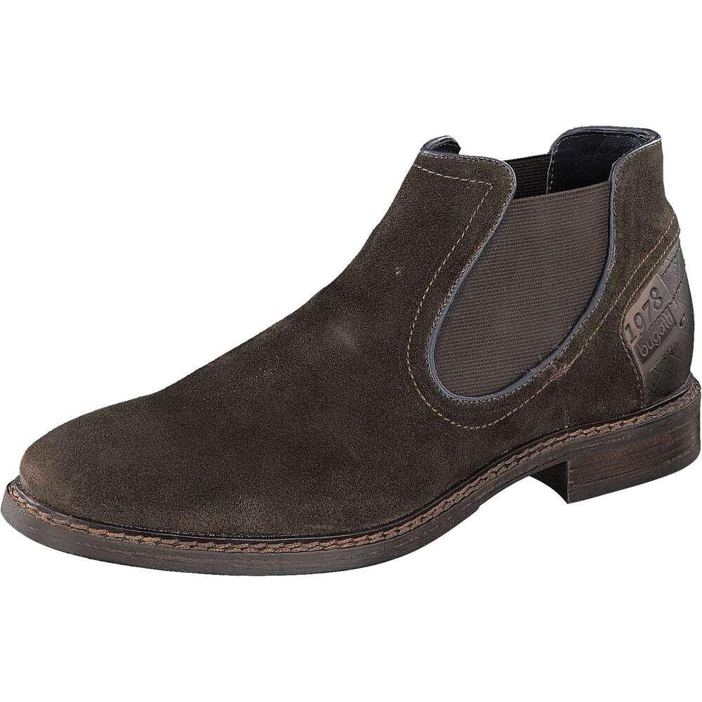 bugatti schuhe chelsea boots bene braun. Black Bedroom Furniture Sets. Home Design Ideas