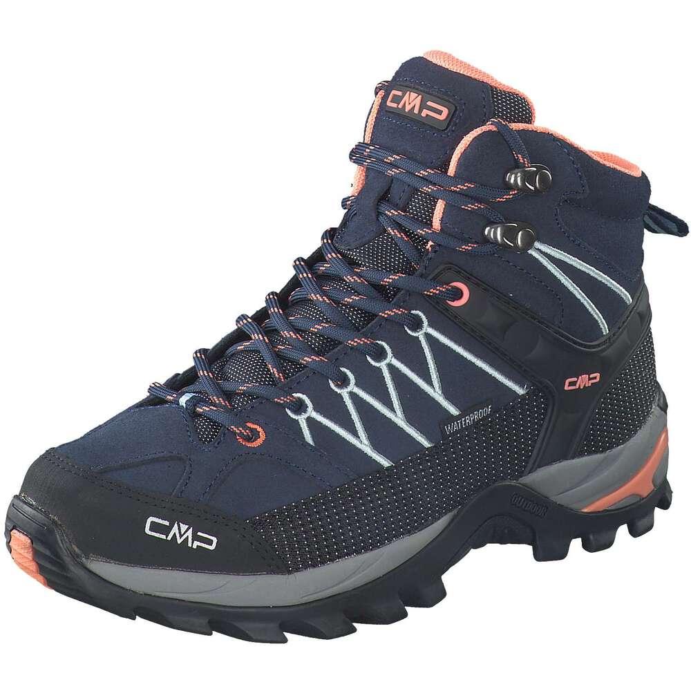 Campagnolo - Rigel Mid WMN Trekking Shoe WP - navy