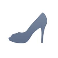 Leone Damen Chelsea Boots mit Lochmuster