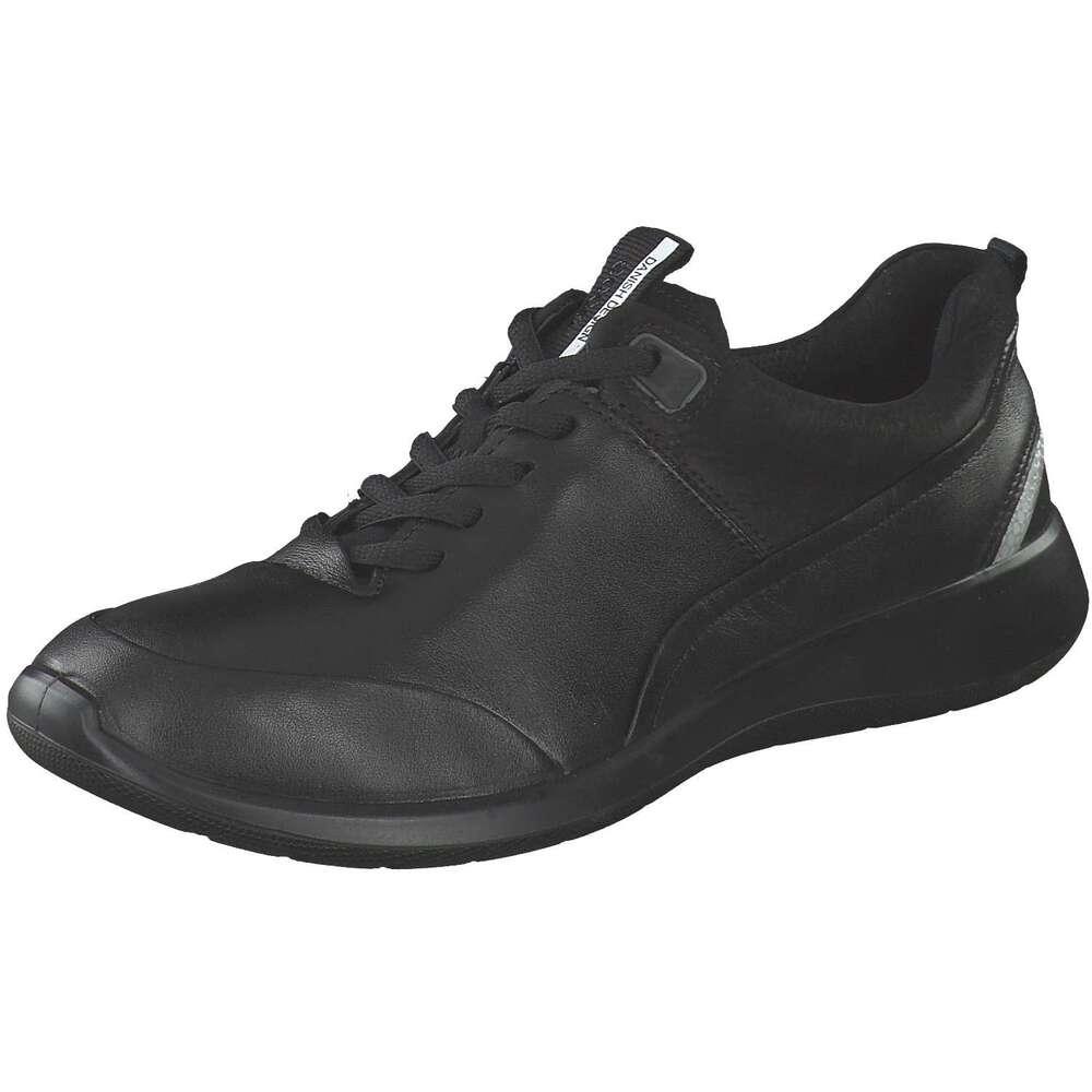 Reduzierte Low Sneaker für Herren Ecco Komfort Schnürer