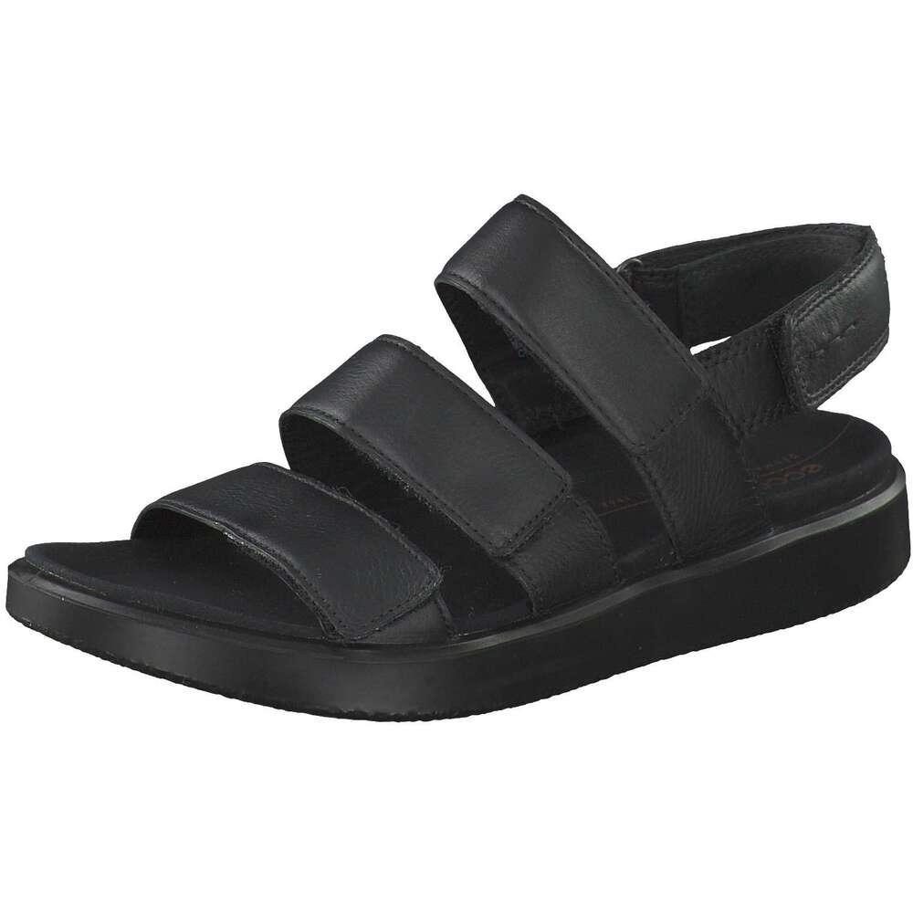 Ecco Flow 7 W Sandale schwarz
