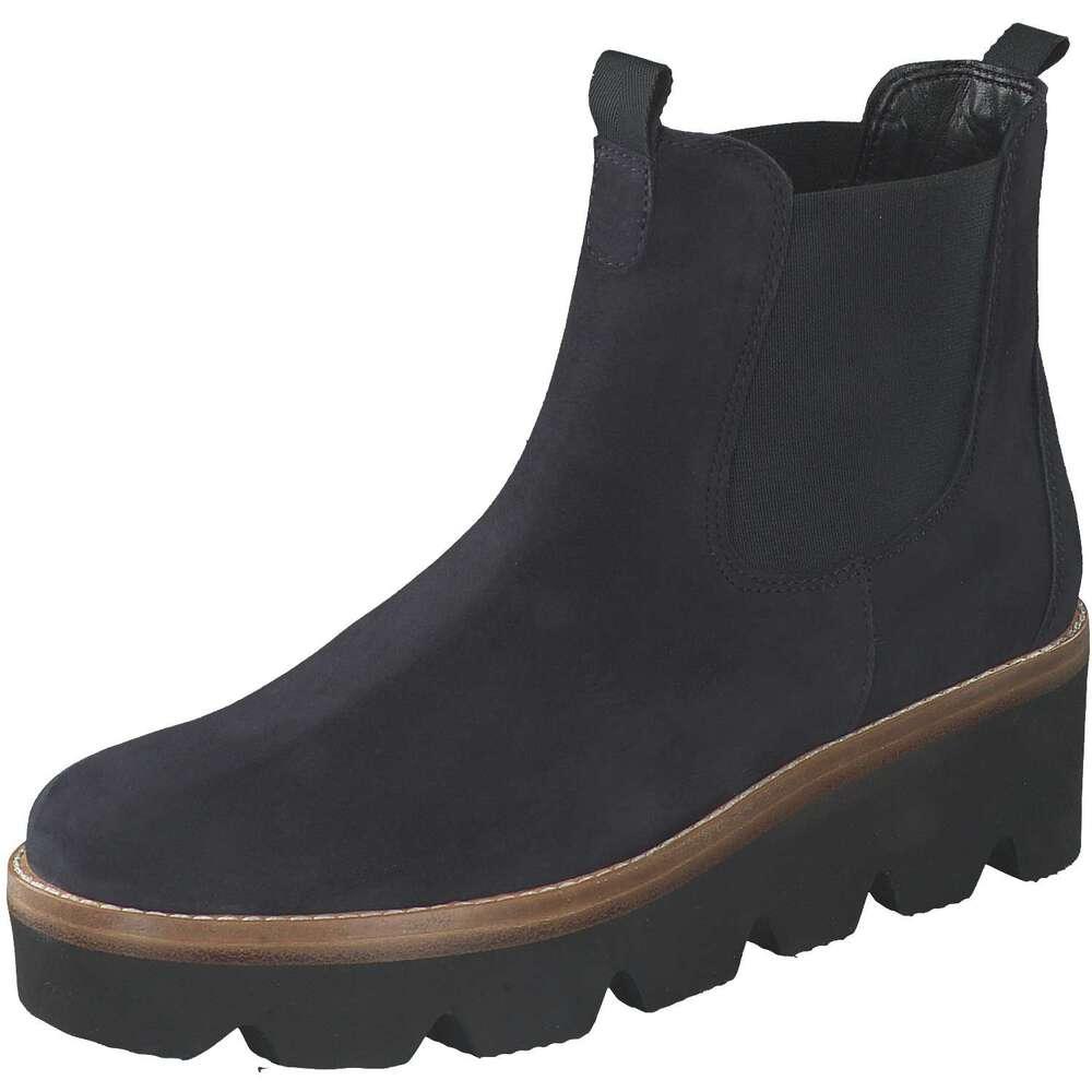 Gabor Chelsea Boots mit ausgefallener Plateau Sohle