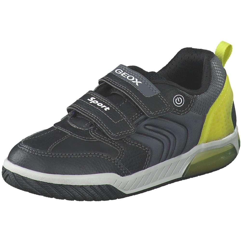 Geox Jr Inek Boy Sneaker schwarz ❤️ |