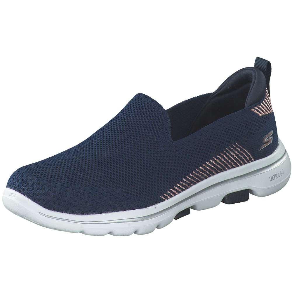 Skechers Go Walk 5 Prized blau |