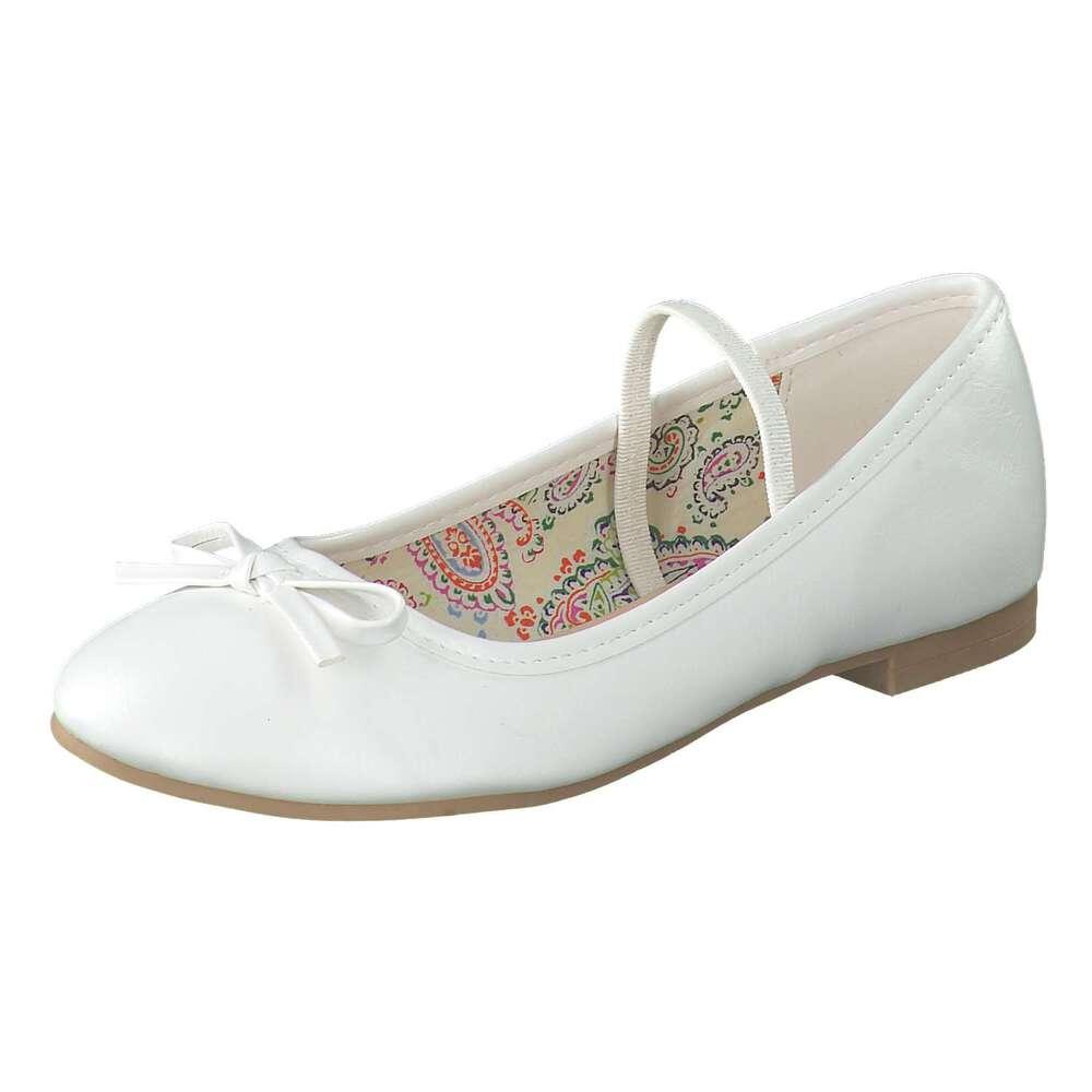 separation shoes 9eaf6 3249c Inspired Shoes - Ballerina - weiß | Schuhcenter.de