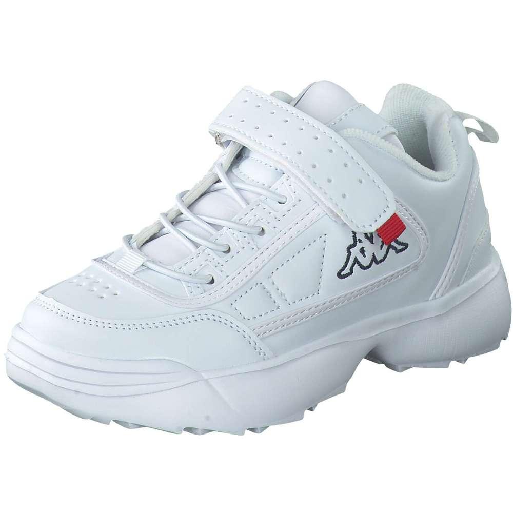 Kappa Rave NC K Sneaker weiß ❤️  