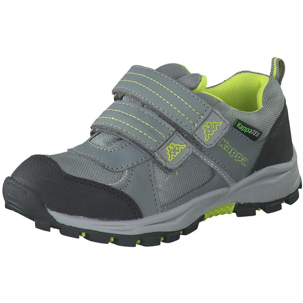 heißer verkauf Kappa Scoop Tex Sneaker grau  Schlussverkauf