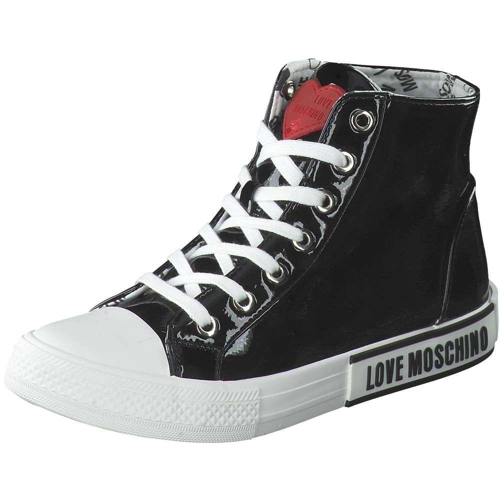 Love Moschino - Sneaker High - schwarz