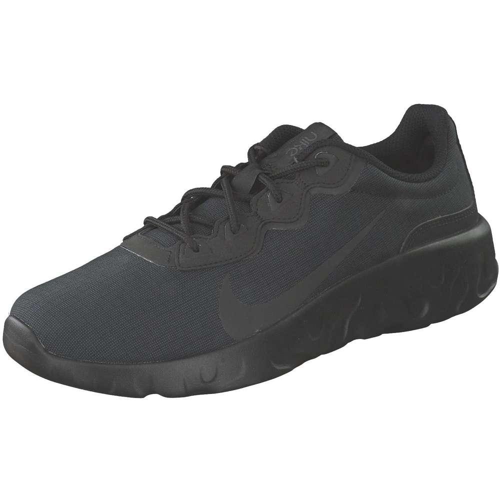 Explore Strada Sneaker schwarz