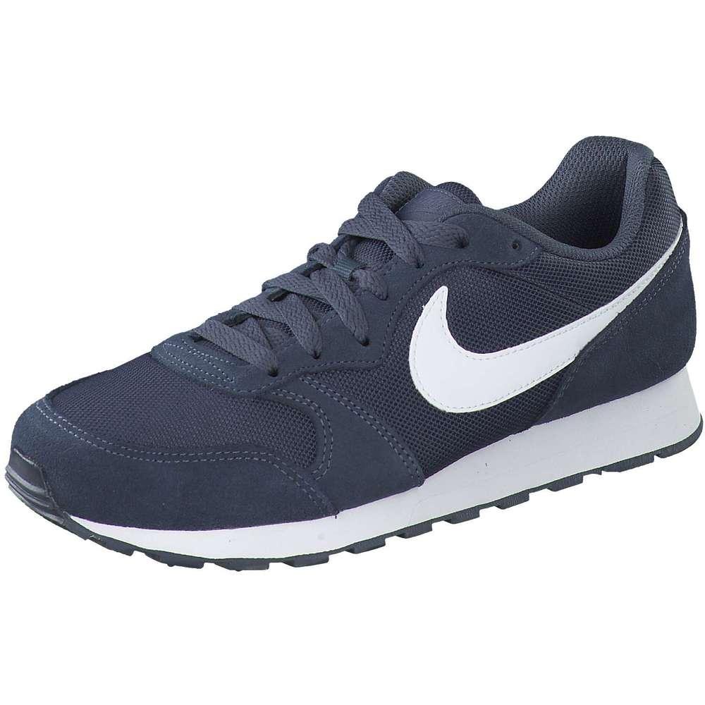 Frauen Männer Nike 'MD Runner BG' Sportschuhe Blau