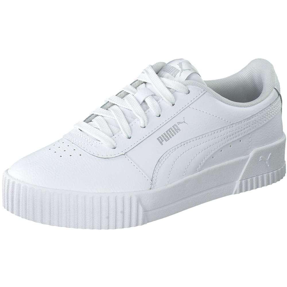 puma sneaker damen weiß carina