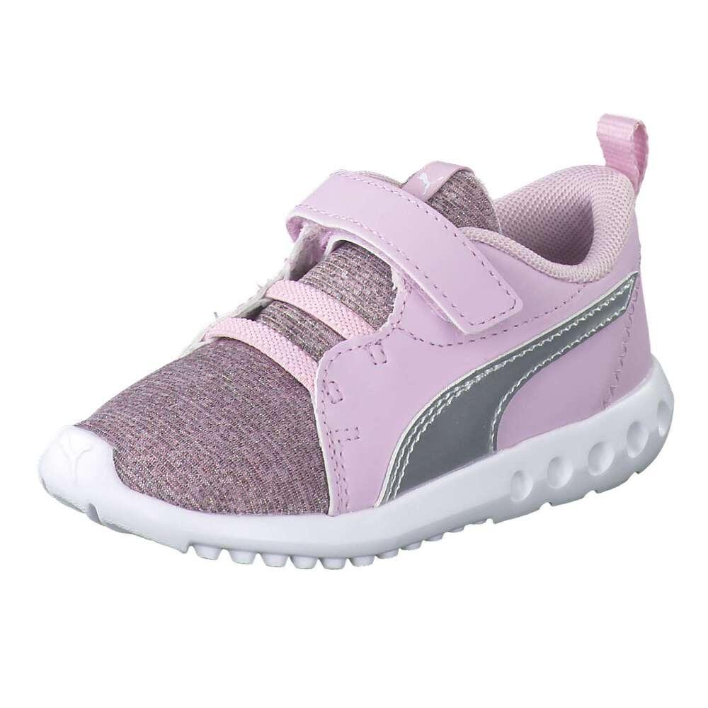 PUMA Lifestyle Carson 2 Ribknit Inf Sneaker rosa