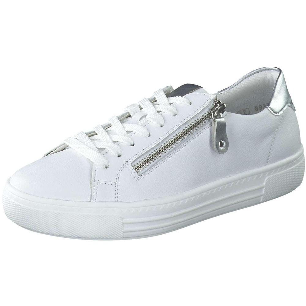 Remonte - Plateau Sneaker - weiß ❤️