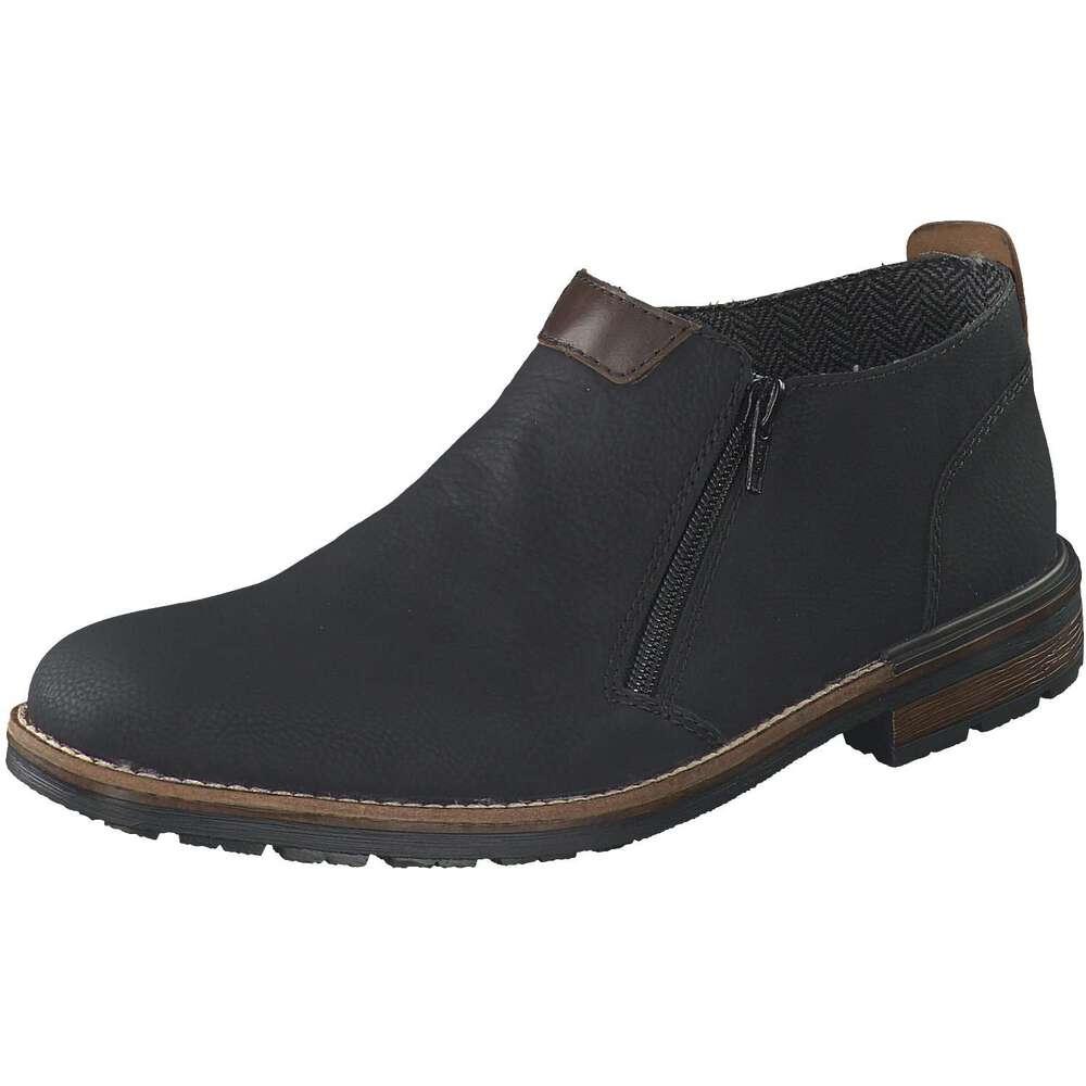 Rieker Stiefelette schwarz von Siemes Schuhcenter ansehen!