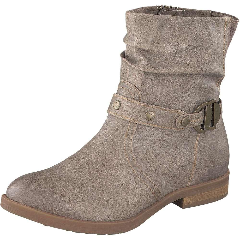 tamaris damen 25341 chelsea boots grau grey structure 228 38 eu. Black Bedroom Furniture Sets. Home Design Ideas