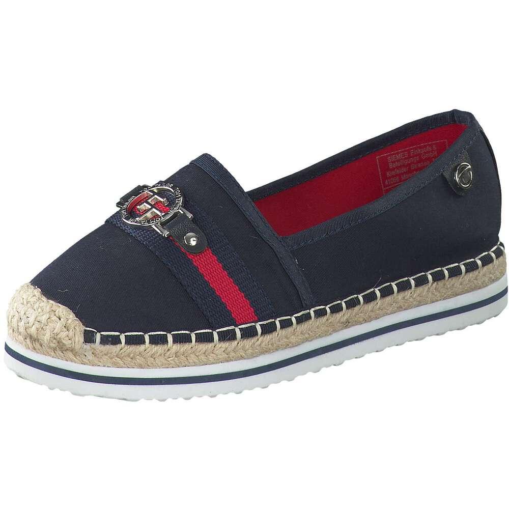 Großer Rabatt TOM TAILOR Espadrilles Rosa Verkauf Schuhe