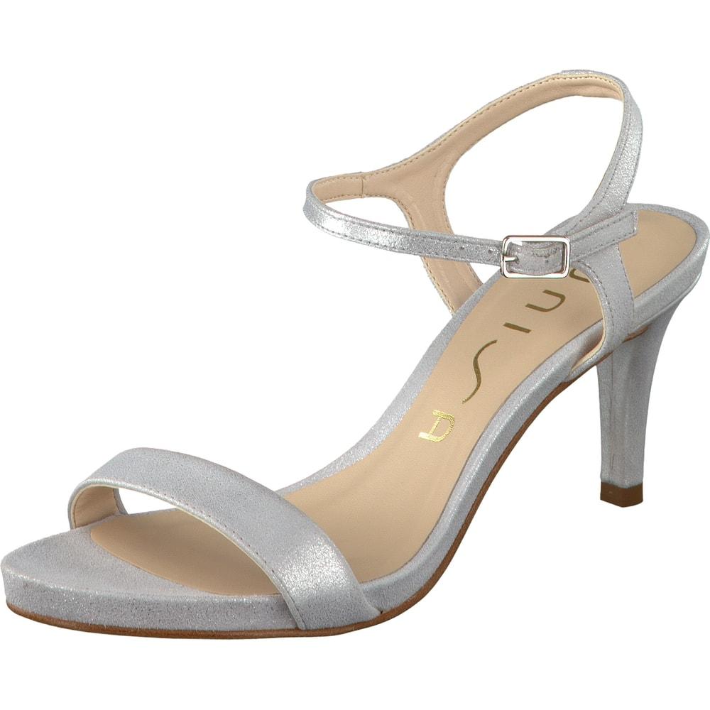 sandalen mit absatz silber mode silber sandalen mit. Black Bedroom Furniture Sets. Home Design Ideas