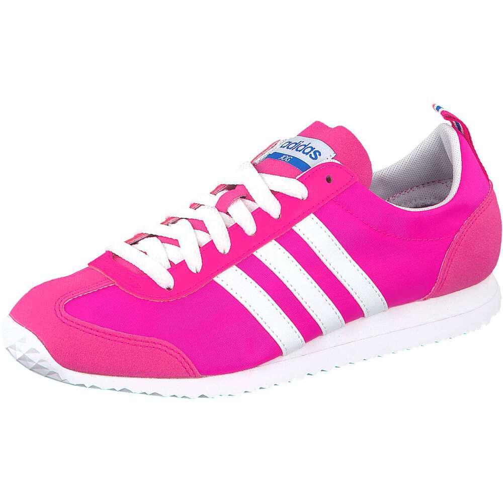 adidas neo sneaker damen vs jog w pink. Black Bedroom Furniture Sets. Home Design Ideas