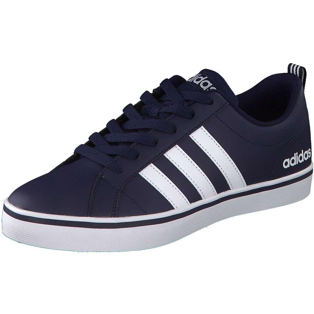 adidas neo vs pace herren sneaker navy