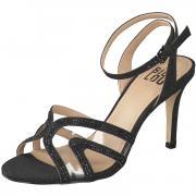 BIBI LOU Schwarze Schuhe Sandale  schwarz