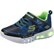 Skechers Sneaker Low S Lights Flex Glow  schwarz