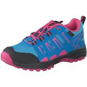 Puccetti Wasserabweisende Schuhe Halbschuhe  blau