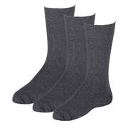 Socken Herrensocken 3er Pack  anthrazitgrau