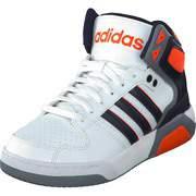 adidas neo High Top Sneaker BB 9 tis  weiß