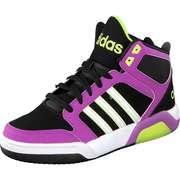 adidas neo Sneaker High BB9tis W  schwarz