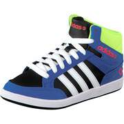adidas neo Sneaker Hoops Mid K  schwarz