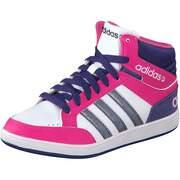 adidas neo Sneaker HOOPS MID K  weiß