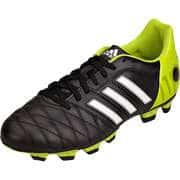 adidas performance Fußball 11 Questra TRX FG Lea  schwarz