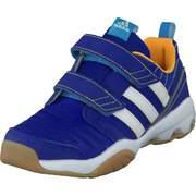 adidas performance Hallenschuhe Gym Plus 3 CF K  blau