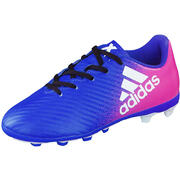 adidas performance Back to School X 16.4 FxG J  blau