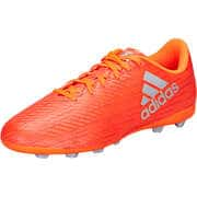 adidas performance Fußball X 16.4 FxG J  rotorange