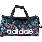adidas Blaue Schuhe Lin Core Duffelbag Sporttasche  blau